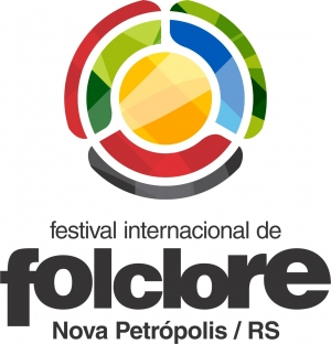 NP festival do folclore logo